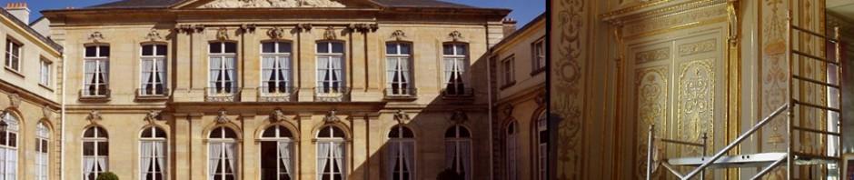 restaurateur_peinture_murale_Hôtel _Brienne