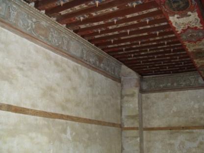 Por le compte de l'atelier arcoa. Restitution d�cors plafond,Christophe GABRIEL