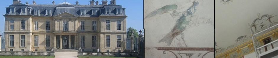 restaurateurs_peintures_murales_Chateau_de_champs_sur_marne