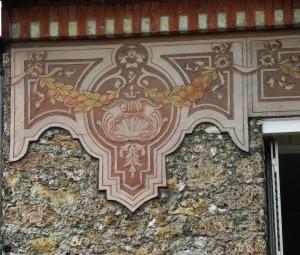 Restauration des décors