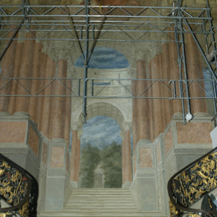 Stage de fresque murale