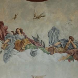 Stage de fresque à la chaux